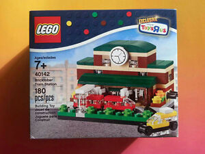 Lego Brickober Train Station (40142)