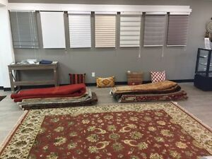 ELEGANT ROLLER BLINDS BY ROZA HOME FASHION INC.