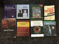 Engineering and Music Textbooks