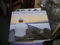 "Art Book "" Alex Colville Returns """