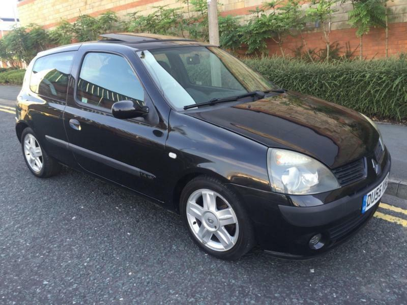 renault clio 1 4 16v dynamique in preston lancashire gumtree. Black Bedroom Furniture Sets. Home Design Ideas