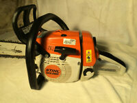 Sell me your unwanted broken or blown up chainsaw for cash