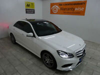 2015,Mercedes-E250 2.1CDI 204bhp AMG auto***BUY FOR ONLY £100 PER WEEK***