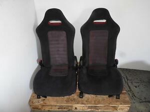 Nissan Skyline GT-R BNR33 JDM Front Seats R33 GT-R 240SX Silvia