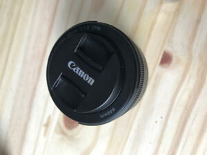 Canon 50mm Lens 1.8