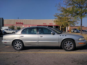 2004 Buick Park Avenue Ultra Sedan