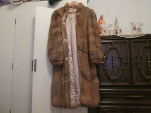 women/s fur coat