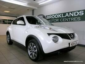Nissan Juke 1.5 DCI TEKNA [SAT NAV, LEATHER, HEATED SEATS, DAB RADIO, REVERSE CA