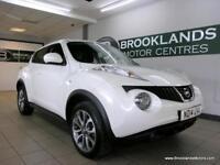 Nissan Juke 1.5 DCI TEKNA [SAT NAV, LEATHER, HEATED SEATS, DAB RADIO, REVERSE CA