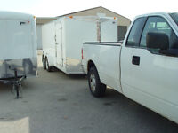 Cartage-General Freight-Moving Services.