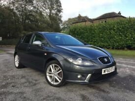 2011 60 SEAT LEON FR 2.0 TDI DPF REMOVED LOW MILES +++