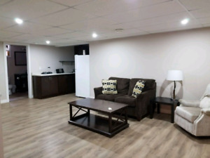 Large  furnished room for rent in north Red Deer