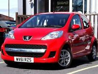 2011 Peugeot 107 1.0 12v Urban 5dr 5 door Hatchback