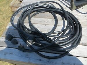 Trailer extension cord