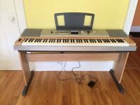Piano Yamaha Portable Grand DGX630