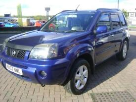 Nissan X-Trail 2.2dCi 136 ( Sat Nav ) 2007MY Columbia NINE SERVICE STAMPS