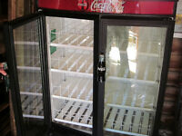 Coca cola fridge/cooler/beer fridge