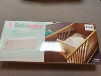 Safababy Sleeper Cot-End (New)