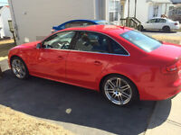 2014 Audi A4 S-Line *SHORT TERM LEASE TAKEOVER*