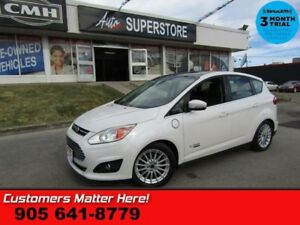 2015 Ford C-Max SEL  NAV LEATHER ROOF PWR-GATE P/SEAT HS