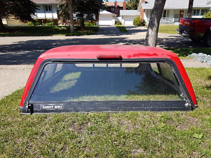 Red Truck Canopy 6'