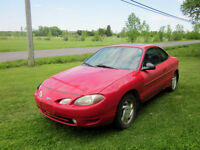 1998 Ford Escort ZX2 Coupe (2 door)