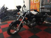 2007 57 HONDA VT125 SHADOW 125CC VT 125 C6 SHADOW