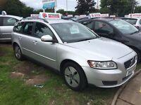 10 Volvo v50 estate 1.6 diesel £20 tax!!!!