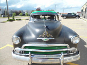 1951 Chevrolet 2 Door Post