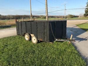 Cargo trailer for sale
