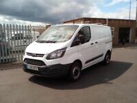 Ford Transit Custom 2.2TDCi ( 100PS ) ECOnetic 270 L1H2 £7995 + vat