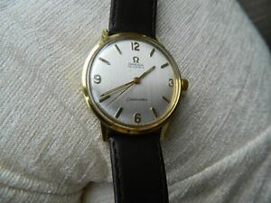 BEAUTIFUL VINTAGE MINT CONDITION OMEGA SEAMASTER MEN'S WATCH