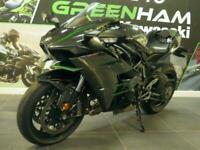 Kawasaki Ninja H2 Supercharged Supersport (2017) with FSH
