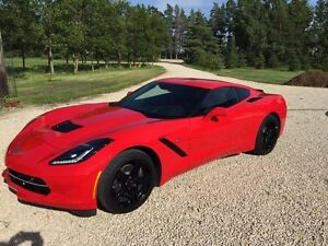 2016 Chevrolet Corvette 2LT Stringray  Lottery won