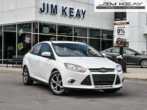 2014 Ford Focus SE  - Bluetooth -  SYNC - $47.27 /Week - Low Mil