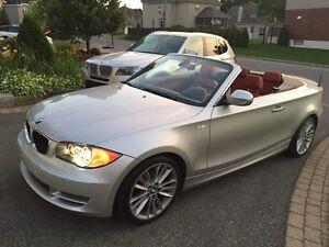2011 BMW 128i Manuelle 6 vit. cabriolet CARPROOF