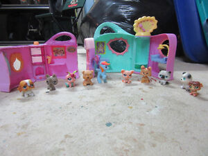 Littlest Pet Shop items