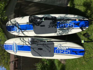 Best deal of the season. 2  paddle boards
