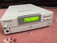 Aiwa External SCSI CD Rom Drive.