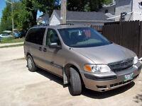 2004 Chevrolet Venture Minivan, Van