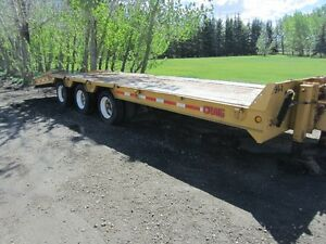 Craig tilt deck equipment trailer - priced to sell
