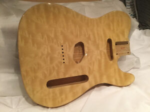 Telecaster guitar body by Mighty Mite - 2705AFQ