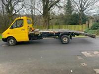 2005 Mercedes-Benz Sprinter 313 cdi 3.5t LWB recovery truck 16ft body NO VAT Sp