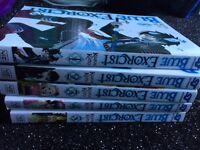 Blue Exorcist (Manga)