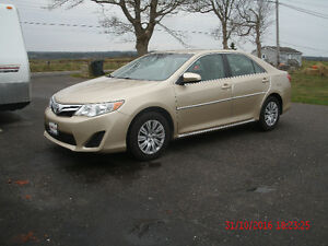 2012 Toyota Camry LE Sedan GOOD WARRENTY