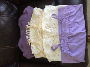 5/6 Girls Clothing Reduced from $50.00