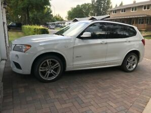 2011 BMW X3 35I AWD. Excellent Condition 144235km.