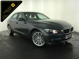 2012 62 BMW 320D LUXURY 4 DOOR SALOON 184 BHP 1 OWNER FINANCE PX WELCOME