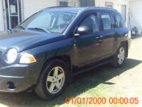 2007 Jeep Compass trade pickup,tractor,cash