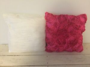 Wicker Emporium Decorative Pillow Covers - 2 Covers